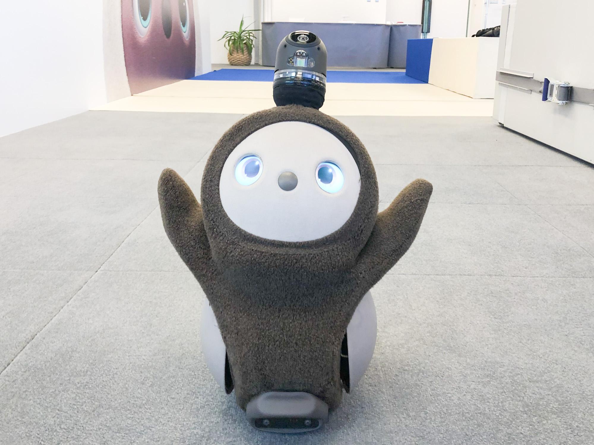 LOVOT-Robot